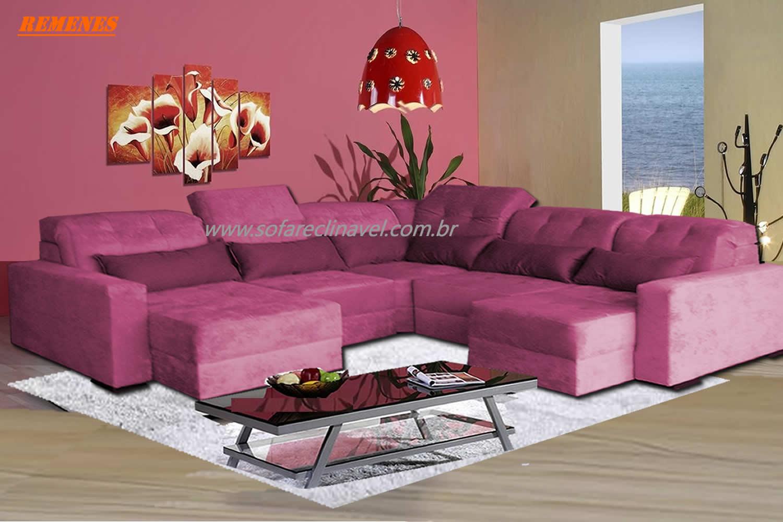 Sof retr til e reclin vel 53 modelos super - Modelos de cojines para sofas ...